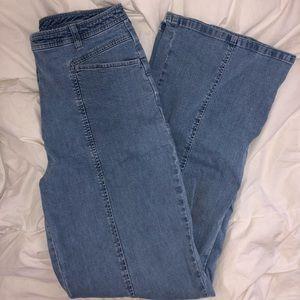 Wide leg j. Jill jeans